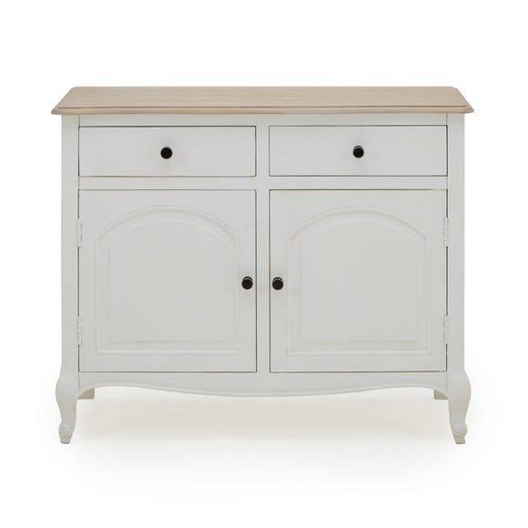 Amelie Painted Small Sideboard White