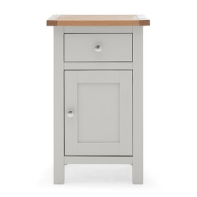 Bromley Grey Small Cabinet