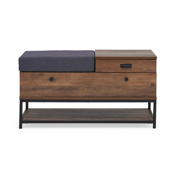 Fulton Storage Bench