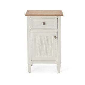 Isabelle Cane Small Cabinet