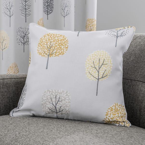 Sweet Trees Ochre Cushion Ochre