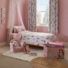 Disney Princess Duvet Cover and Pillowcase Set