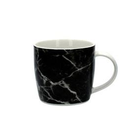 Marble Black Effect Mug