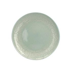 Zen Duck Egg Dinner Plate