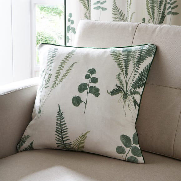 Fern Green Cushion Green