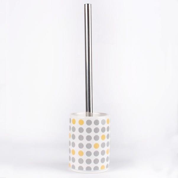Elements Dots Toilet Brush MultiColoured