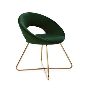 Stella Chair Bottle Green Velvet