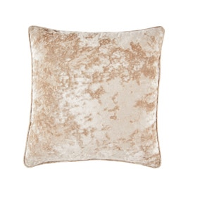 Crushed Velour Cushion