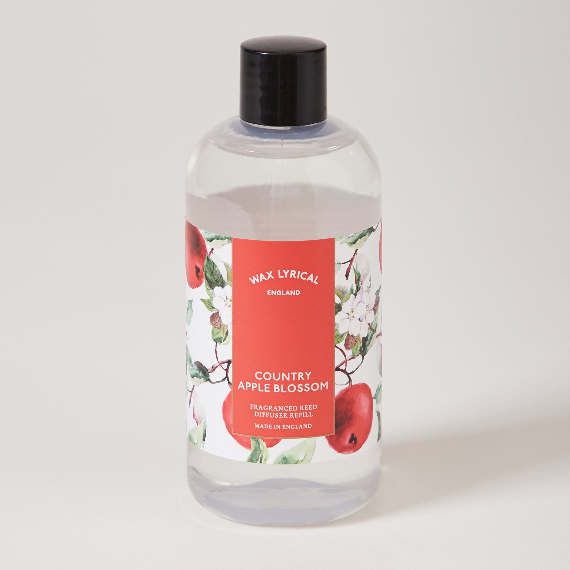 Click to view product details and reviews for Wax Lyrical Destinations Apple Blossom 250ml Reed Refill Diffuser Red.