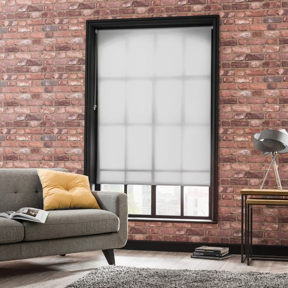 Dove Grey Daylight Roller Blind  undefined