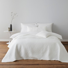 Bloom White Cushion