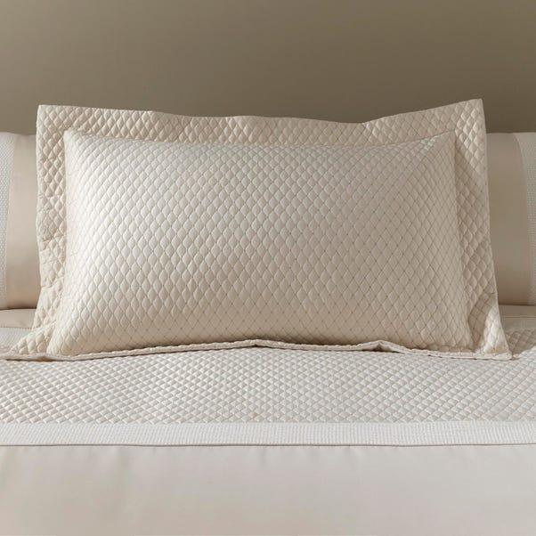 Bardot Cream Oxford Pillowcase Cream