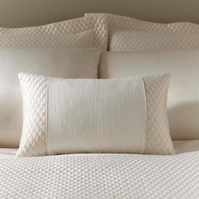Bardot Cream Boudoir Cushion