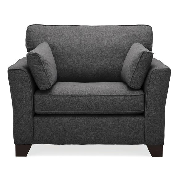 Grayson Armchair Grey