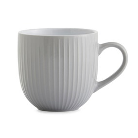 Lyon Pale Grey Mug