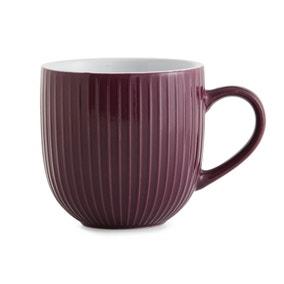 Lyon Aubergine Mug