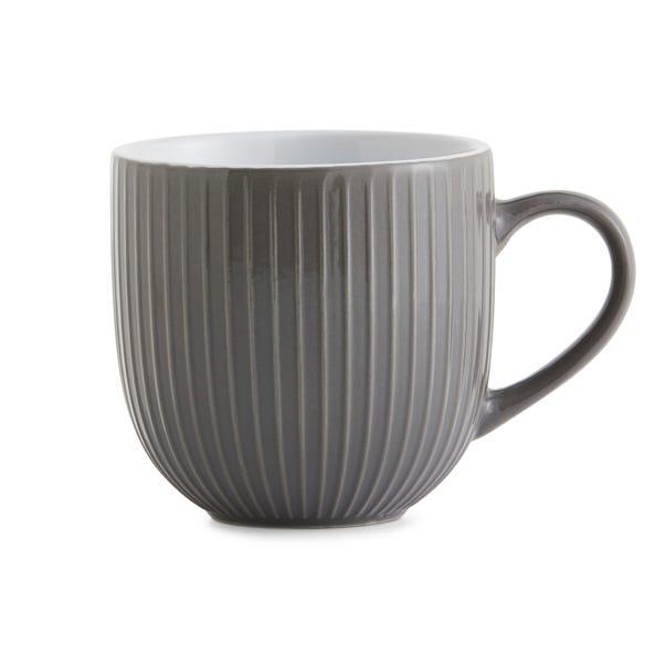Lyon Charcoal Mug Charcoal