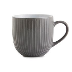 Lyon Charcoal Mug