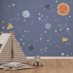 Little Space Mural