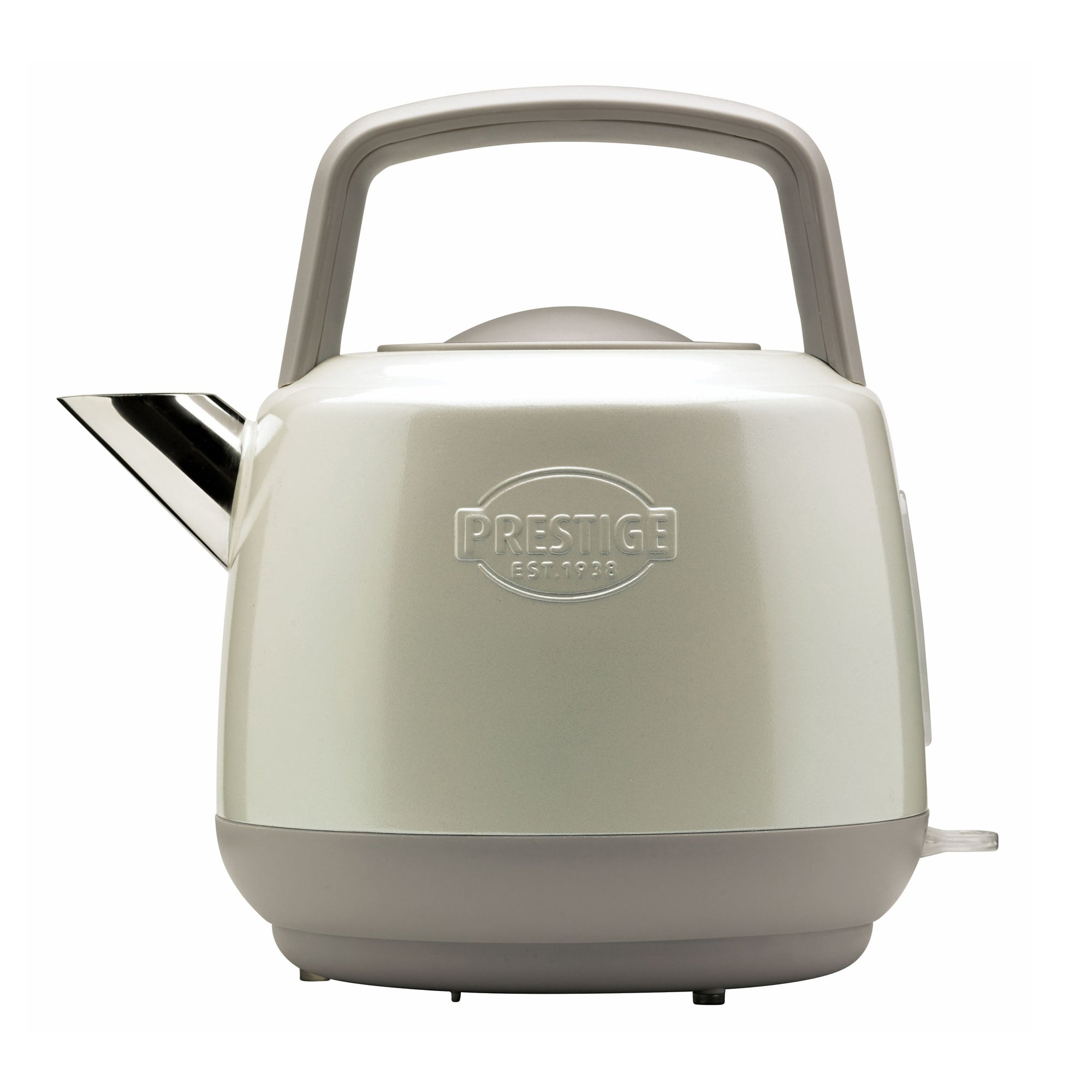Prestige Heritage 15l Almond Kettle White And Grey