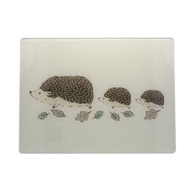 Hedgehog Glass Worktop Saver