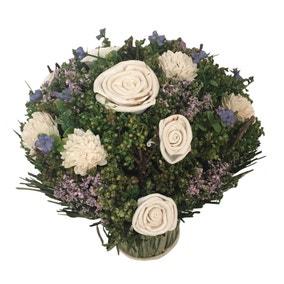 Artificial Dried Multi Bouquet 28cm