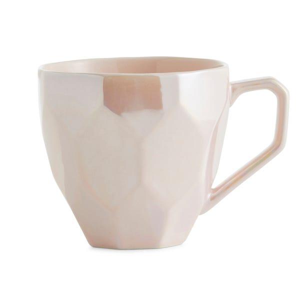 Lustre Pink Mug Pink