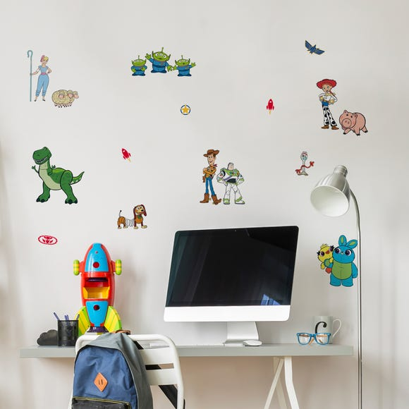 Disney Toy Story Wall Stickers MultiColoured