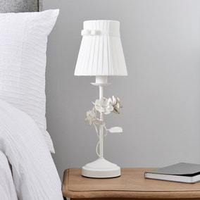 Chateau White Table Lamp