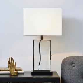 Maya Glass Table Lamp