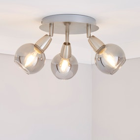 Tia 3 Light Nickel Spotlight