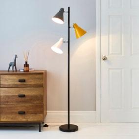 Circus 3 Light Multi Floor Lamp