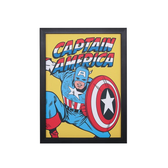 Disney Marvel Comics Wall Art MultiColoured