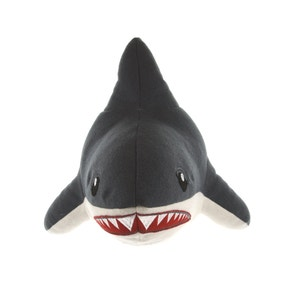 Shark 3D Head