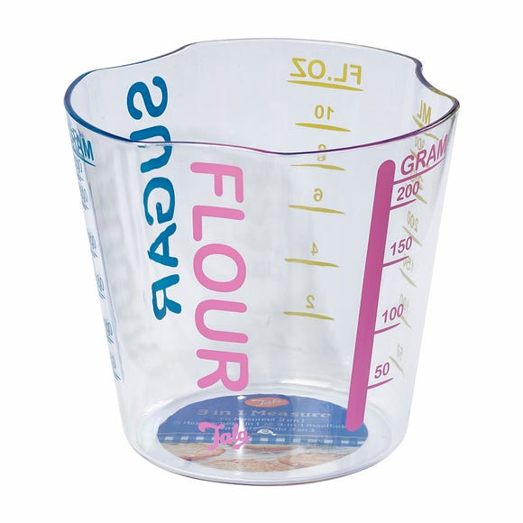 Tala Small Measuring Cup Clear