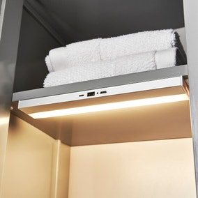 Status LED Cabinet Light