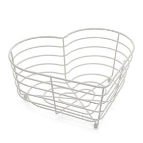 Heart Wire Fruit Basket
