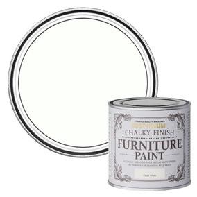 Rust-Oleum Chalk White Matt Furniture Paint