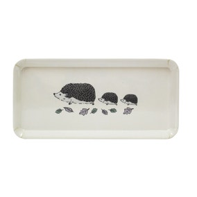 Hedgehog Small Melamine Tray
