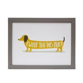 Bertie Sausage Dog Lap Tray