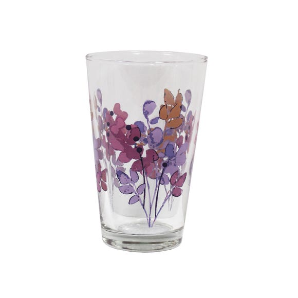 Honesty Tumbler Glass Clear