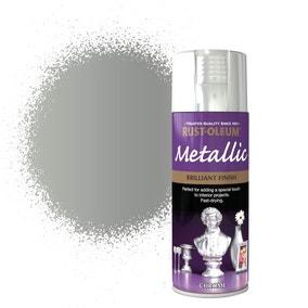 Rust-Oleum Chrome Metallic Spray Paint