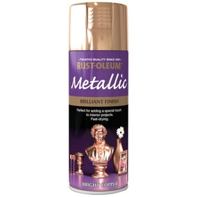 Rust-Oleum Copper Metallic Spray Paint