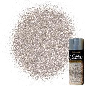 Rust-Oleum Silver Glitter Spray Paint