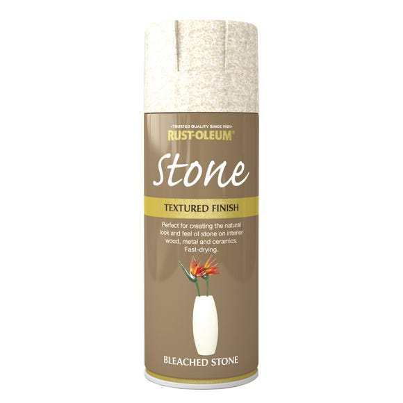 Rust-Oleum Bleached Stone Spray Paint Stone undefined