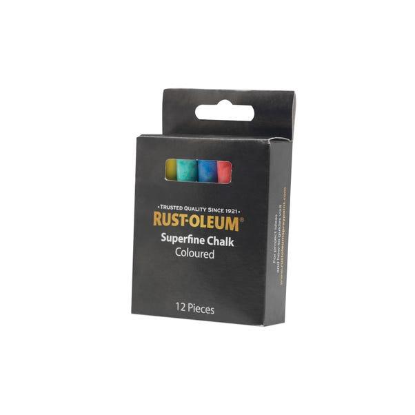 Rust-Oleum Coloured Chalk MultiColoured undefined