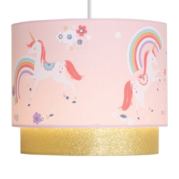 Unicorn 2 Tier Shade Pink
