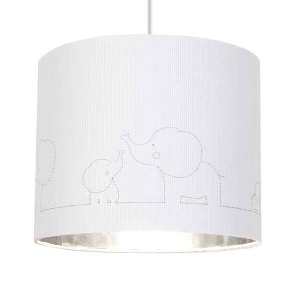 Tiny but Mighty Pendant Shade Grey