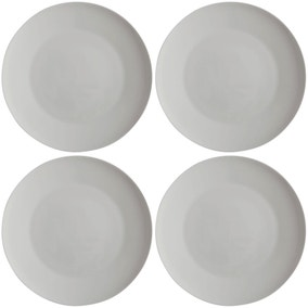 Maxwell & Williams Cashmere Set Of 4 27cm Coupe Dinner Plates