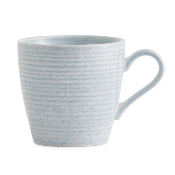 Reactive Speckle Blue Mug Blue